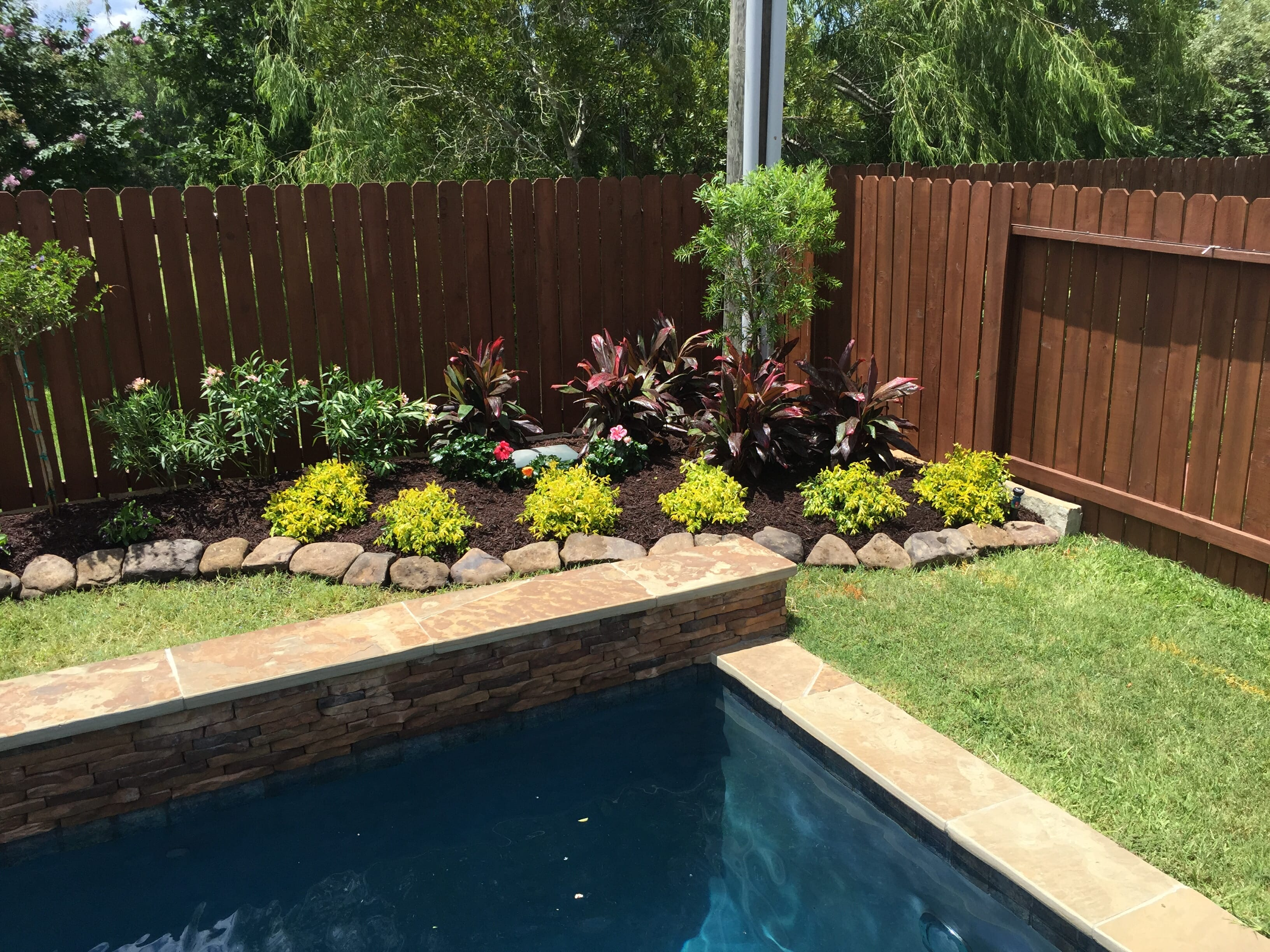... Custom Residential Landscaping Team From Brogdon Landscaping Can Help  You Design Your Very Own Custom Landscaping That Suits Your Budget, Your  Home, ...