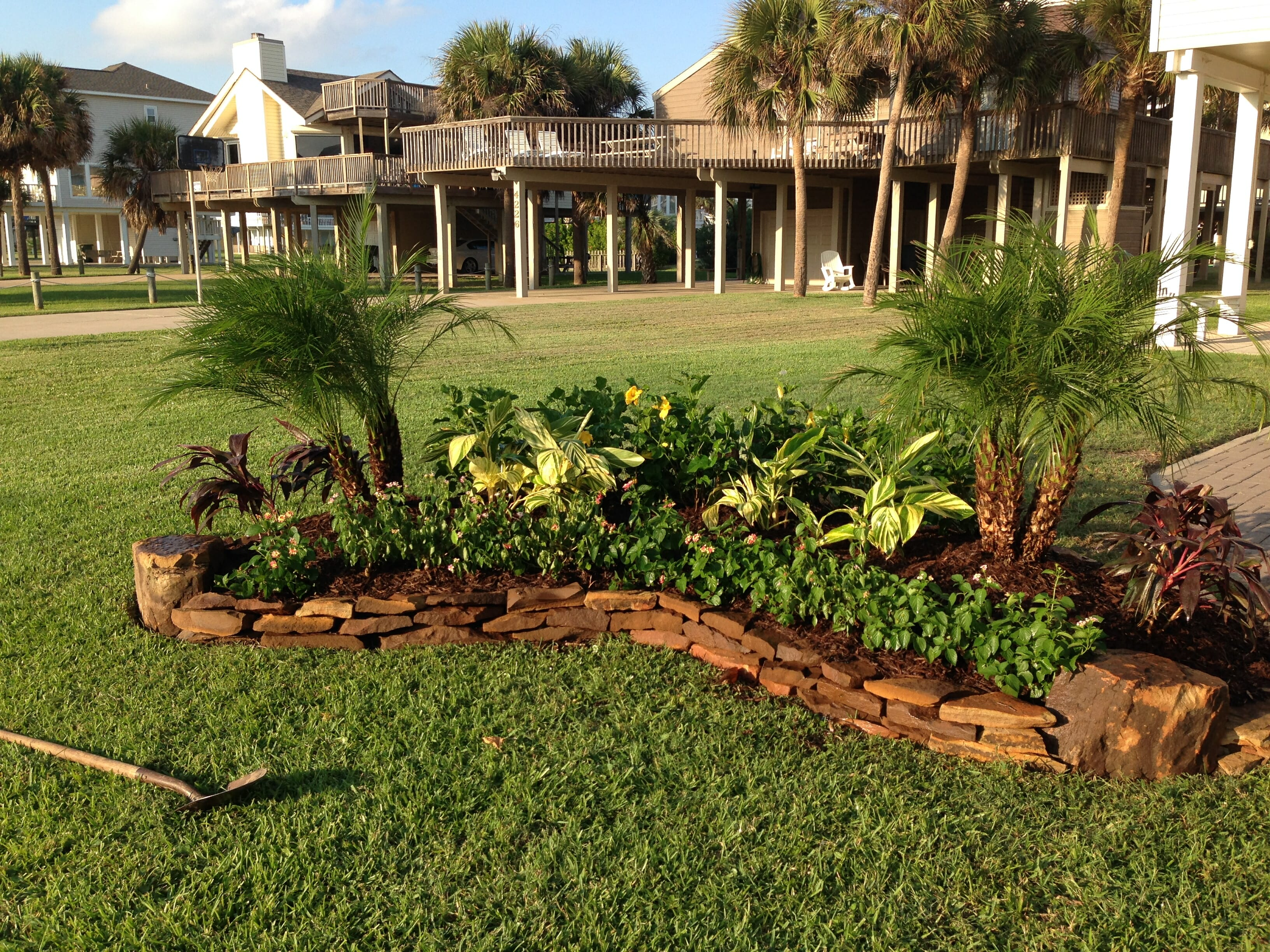 Elegant ... Custom Residential Landscaping Team From Brogdon Landscaping Can Help  You Design Your Very Own Custom Landscaping That Suits Your Budget, Your  Home, ...